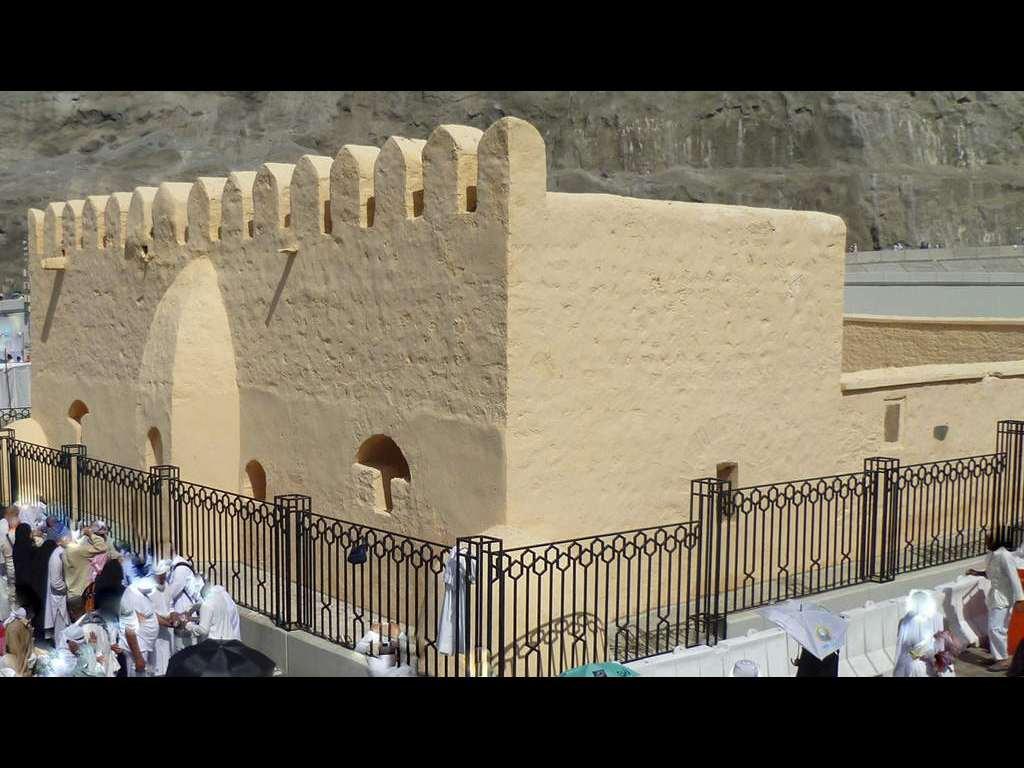 Pictures of Masjid Biah/Masjid Uqbah